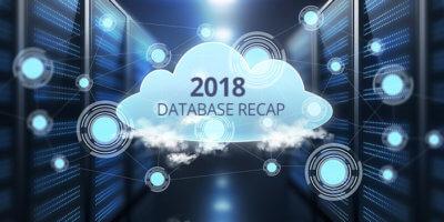 2018 Database Recap