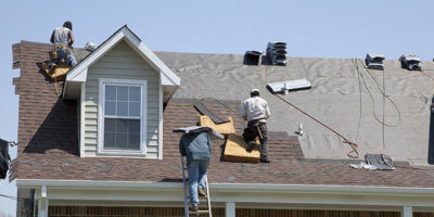 Here's what you need to do to sell to roofing companies.